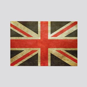 Vintage Union Jack Magnets