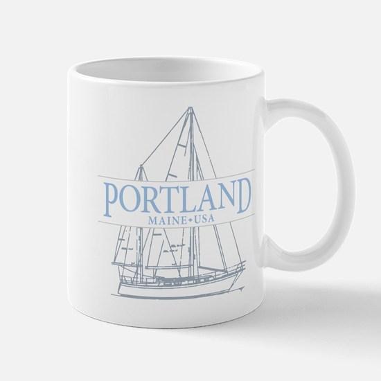 Portland Maine - Mug
