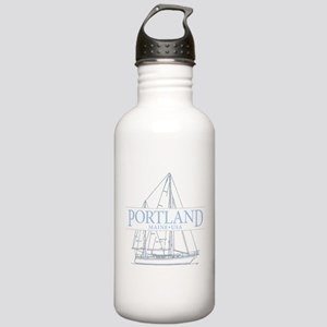 Portland Maine - Stainless Water Bottle 1.0L
