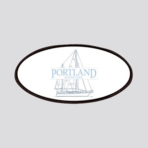 Portland Maine - Patches