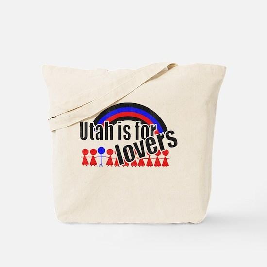utah is for lovers.png Tote Bag