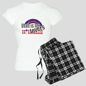 utah is for lovers Pajamas