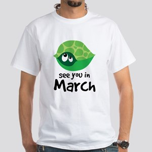 march turtle 2010 T-Shirt