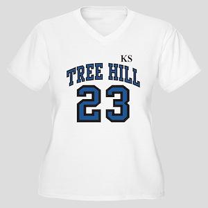 ravensjersey23ksfront_12_12 Plus Size T-Shirt
