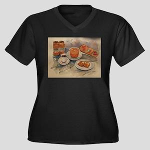 breakfast Plus Size T-Shirt