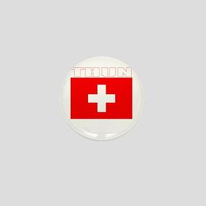 Thun, Switzerland Mini Button