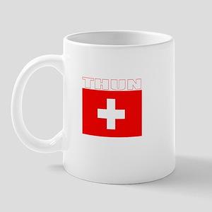 Thun, Switzerland Mug