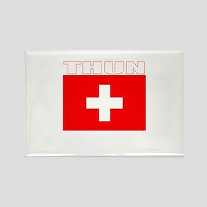 Thun, Switzerland Rectangle Magnet