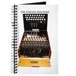 the enigma machine Journal