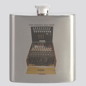 the enigma machine Flask