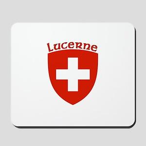 Lucerne, Switzerland Mousepad