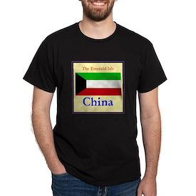 China, the emerald isle T-Shirt