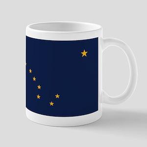 Flag of Alaska Mugs