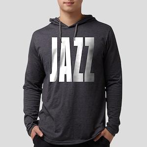 jazz white ol Long Sleeve T-Shirt