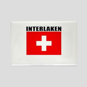Interlaken, Switzerland Rectangle Magnet