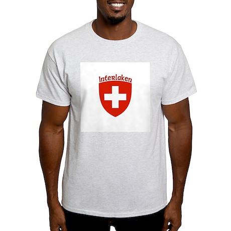 Interlaken, Switzerland Light T-Shirt