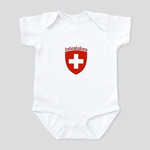 Interlaken, Switzerland Infant Bodysuit