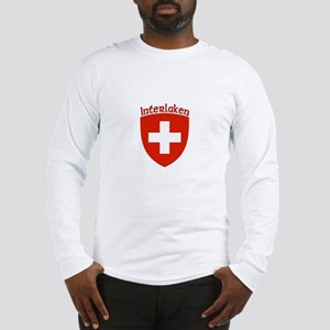 Interlaken, Switzerland Long Sleeve T-Shirt