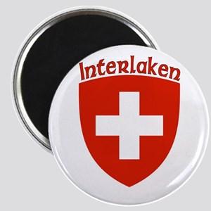 Interlaken, Switzerland Magnet