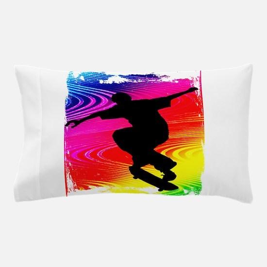 Cute Skate Pillow Case