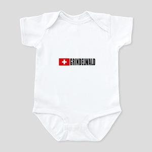 Grindelwald, Switzerland Infant Bodysuit