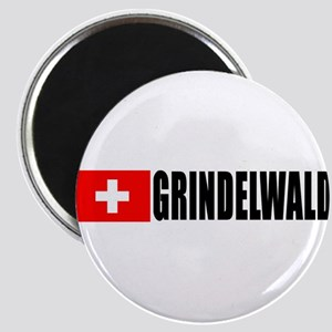 Grindelwald, Switzerland Magnet