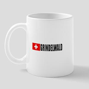 Grindelwald, Switzerland Mug