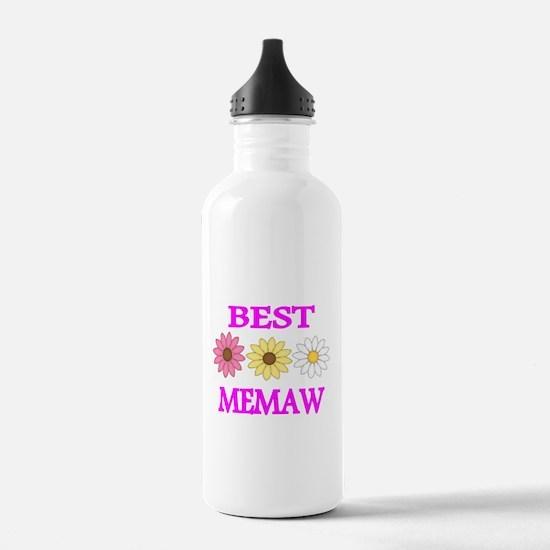 Best Memaw Water Bottle