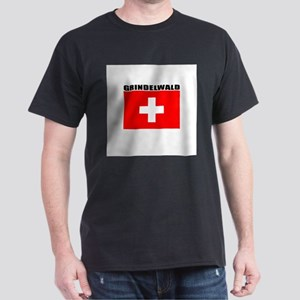Grindelwald, Switzerland Dark T-Shirt