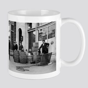 Bootleg Liquor Raid, 1923 Mugs