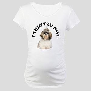 I Shih Tzu Not Maternity T-Shirt