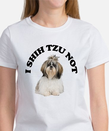 I Shih Tzu Not Women's T-Shirt