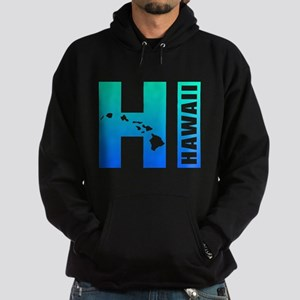 HI - Hawaii Islands Hoodie (dark)