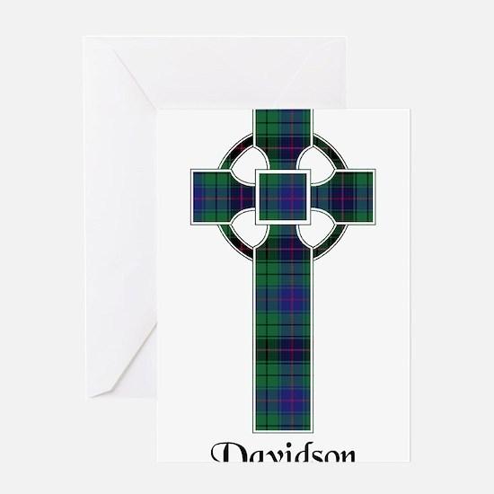 Cross - Davidson Greeting Card