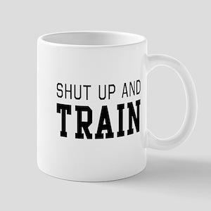 Shut up and train Mugs