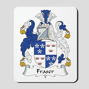 Fraser (of Lovat) Mousepad