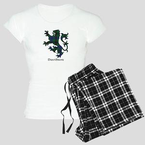 Lion - Davidson Women's Light Pajamas