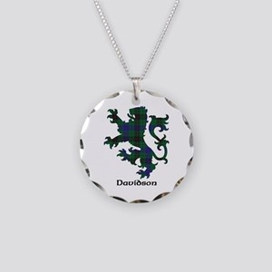 Lion - Davidson Necklace Circle Charm
