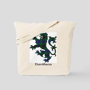 Lion - Davidson Tote Bag