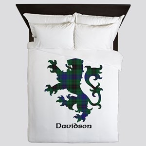 Lion - Davidson Queen Duvet