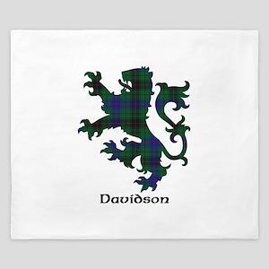 Lion - Davidson King Duvet