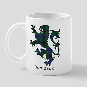 Lion - Davidson Mug