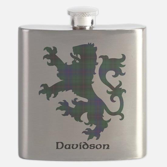Lion - Davidson Flask