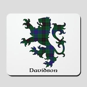 Lion - Davidson Mousepad