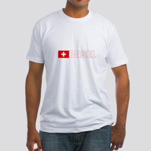 Basel, Switzerland Fitted T-Shirt