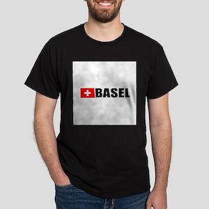Basel, Switzerland Dark T-Shirt