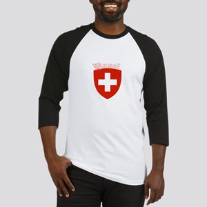 Basel, Switzerland Baseball Jersey