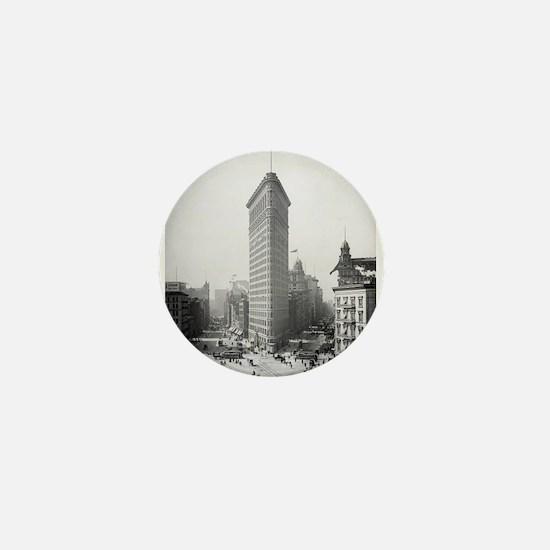 Unique Architecture Mini Button