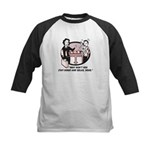 Humorous gifts for mom & dad Kids Baseball Jersey