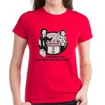 Humorous gifts for mom & dad Women's Dark T-Shirt